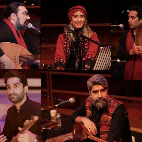 Seyed Ali Jaberi and Hamdel Ensembl
